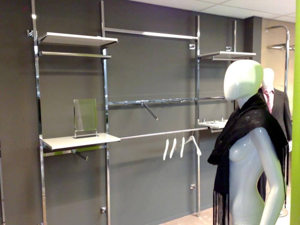 Espositori negozi abbigliamento oc05 regardsdefemmes for Tipi di arredamento