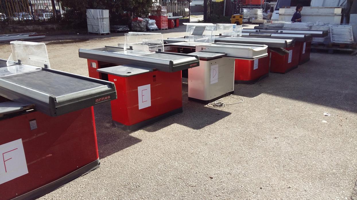 Scaffalature Per Supermercati Usate.Scaffali Self Service Scaffali Supermercato Scaffalature Negozi