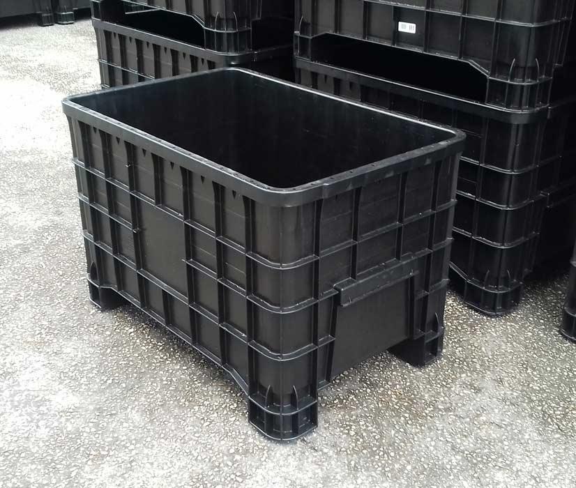 Tecnostrutture offerta contenitori in plastica cassoni for Vasche per tartarughe in plastica