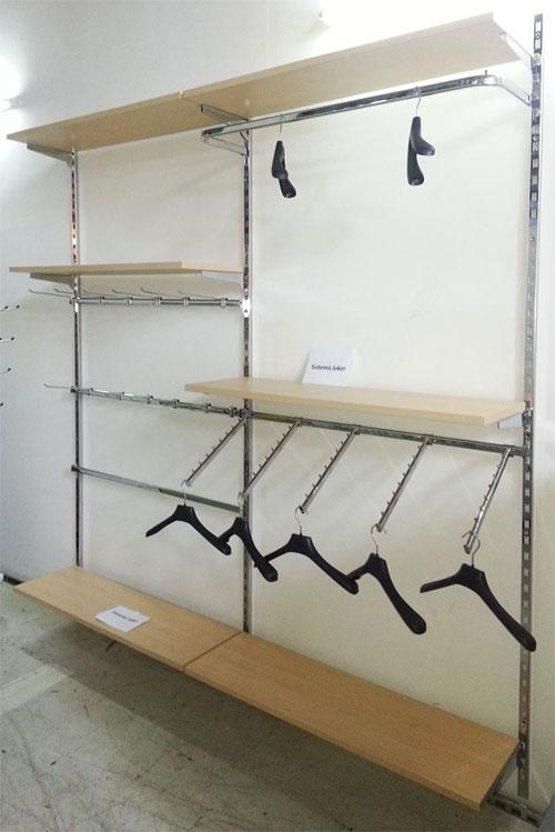 Staffe Per Scaffalature.Scaffalature Negozi Napoli Caserta Avellino Benevento