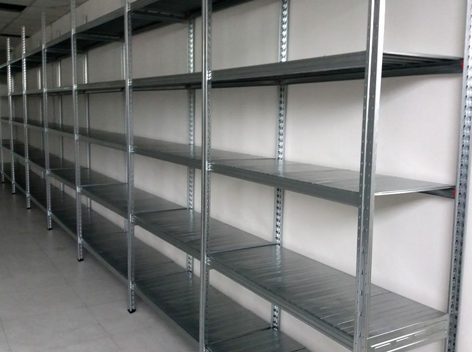Scaffalature Metalliche Componibili.Tecnostrutture Offerta Scaffali Metallici Componibili A