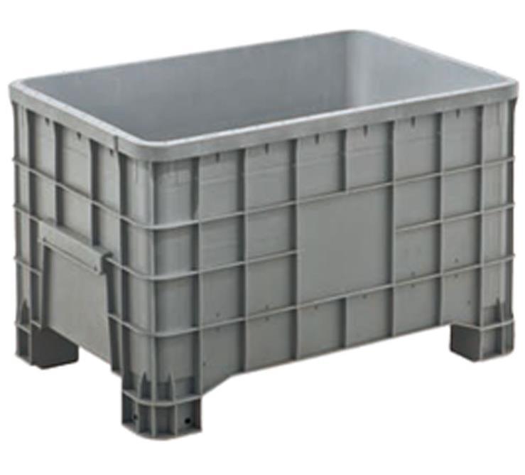 Tecnostrutture offerta contenitori in plastica cassoni for Plastica riciclata prezzo