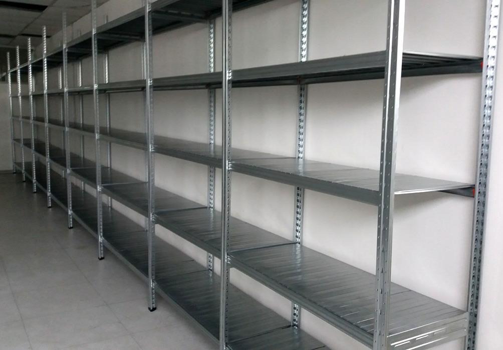 Scaffalature Metalliche Industriali Prezzi.Tecnostrutture Prezzi Scafali Metallici Componibili A Ripiani
